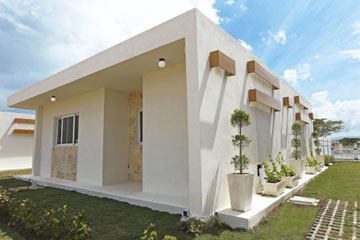 New Build High Quality 1,2 and 3 bedroom villas in gated beachfront community