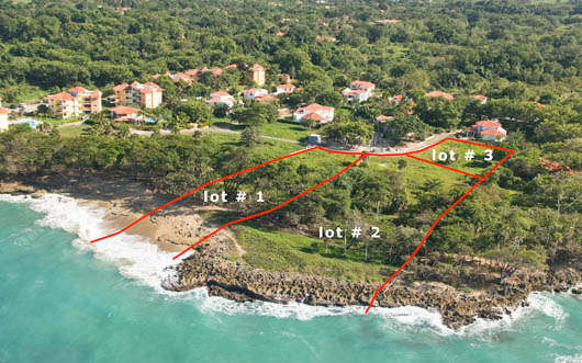 #2 Amazing ocean front lots in highly prestigious project