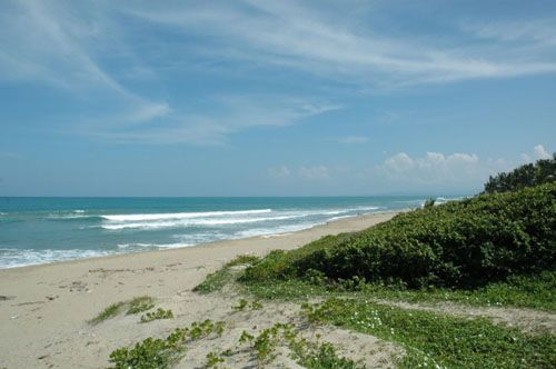 #5 Beachfront property with approx. 30 meters front in Cabarete