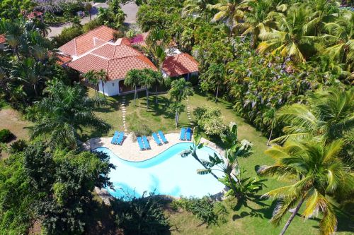 #0 Spacious and comfortably 5 bedroom Villa near Cabarete