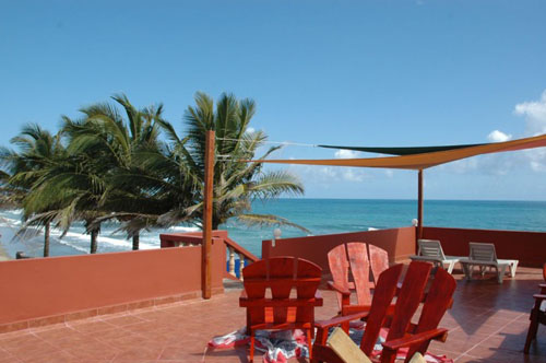 #9 Beachfront Villa Center Cabarete