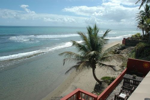 #1 Beachfront Villa Center Cabarete