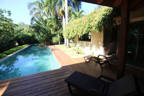 #2 Individual family home with pool close to beach