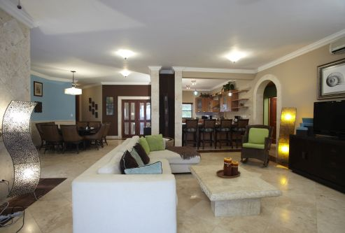 #5 Luxury 5 Bedroom Beachfront Condo in Cabarete