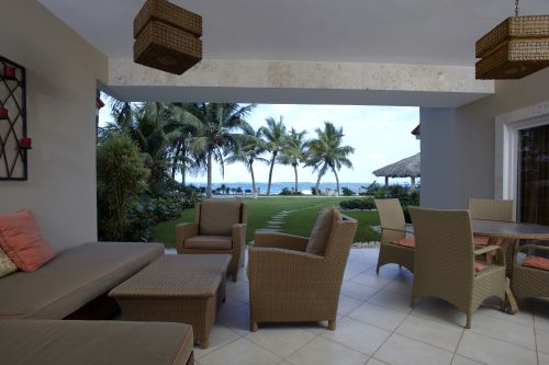 #9 Luxury 5 Bedroom Beachfront Condo in Cabarete