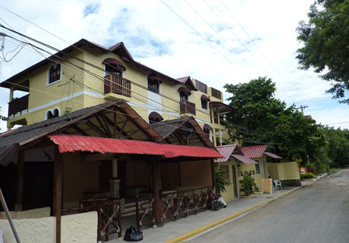 #2 Commercial property with apartments in Cabarete
