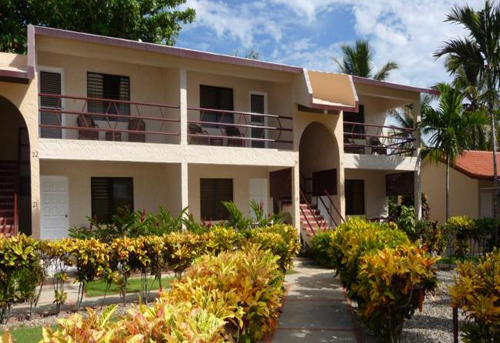 #4 Hotel with 32 units in Sosua