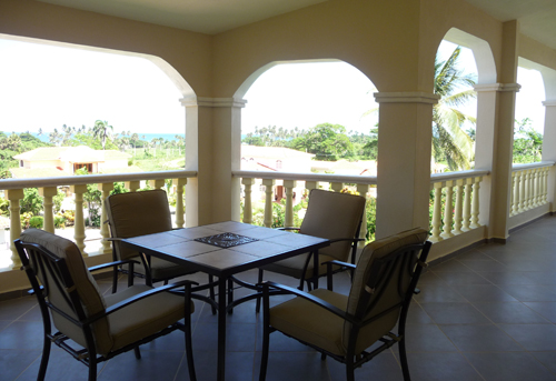 #1 Villa with fantastic ocean view