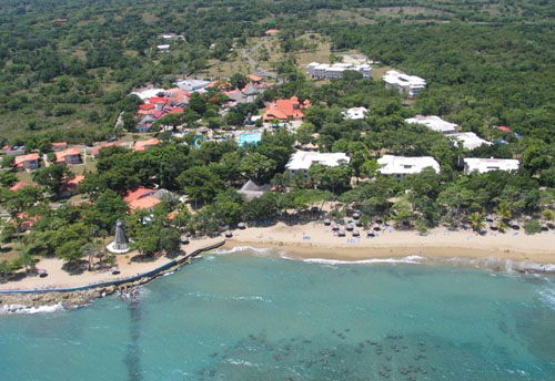 #2 Resort with over 450 rooms Cabarete Area