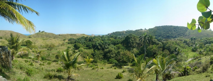 #1 Development Land with nice ocean view Puerto Plata - Cofresi
