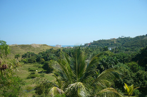 #2 Development Land with nice ocean view Puerto Plata - Cofresi