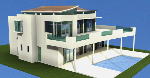 #5 Modern Style Villa with 5 bedrooms