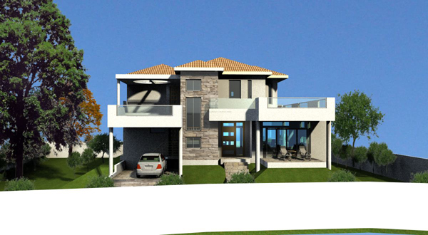 #3 Villa with 3 bedrooms and 3 bathrooms