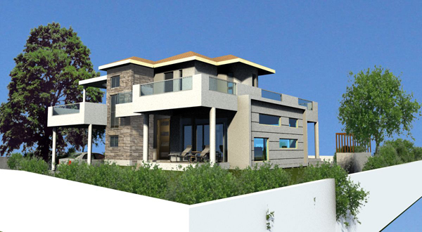 #2 Villa with 3 bedrooms and 3 bathrooms