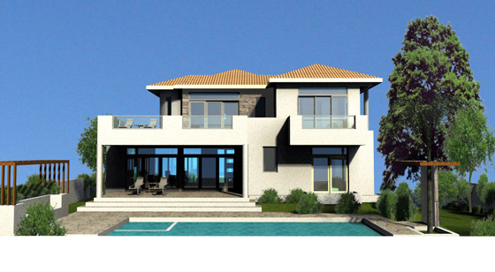 #6 Villa with 3 bedrooms and 3 bathrooms