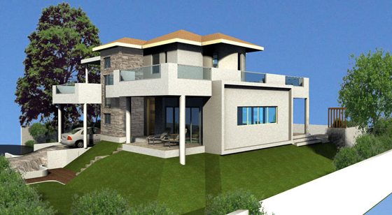 #4 Villa with 3 bedrooms and 3 bathrooms