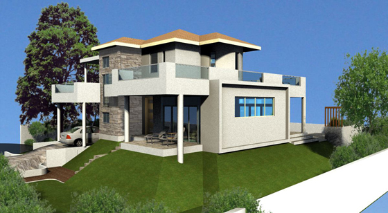 #5 Villa with 3 bedrooms and 3 bathrooms