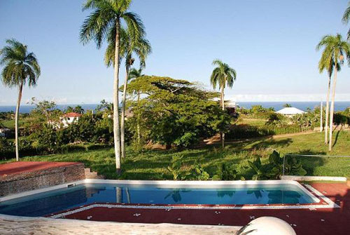 #7 Villa with Marvellous Ocean View Cabrera