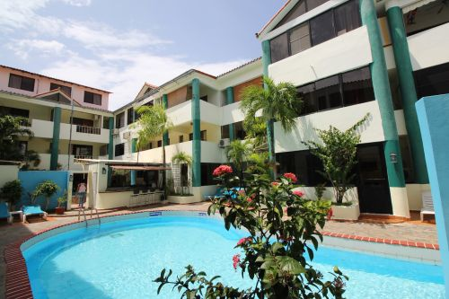 #2 City Hotel with 25 Studio Apartments in Sosua for Sale