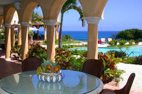 #9 Magnificent Beachfront Villa in Cabrera