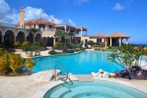 #3 Magnificent Beachfront Villa in Cabrera
