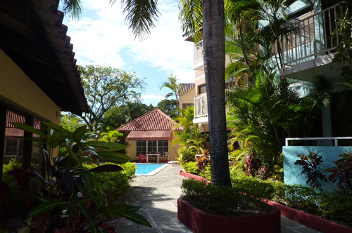 #3 City Hotel with 32 rooms in Sosua
