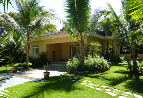 #1 Villa with 3 Bedrooms and Swimming Pool in Sosua