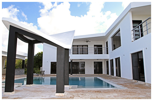 #1 New modern villa located in a quiet gated community