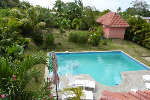 #8 Villa with 3 bedrooms and some ocean view in Sosua