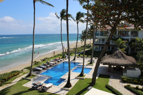 #7 Luxury Cabarete Beachfront Penthouse