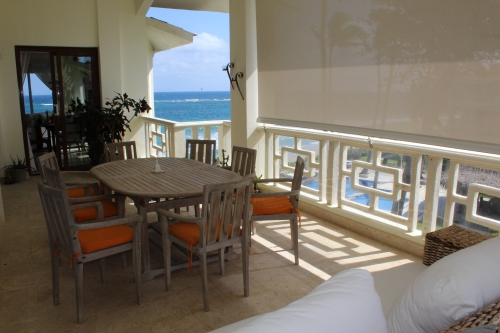 #9 Luxury Cabarete Beachfront Penthouse