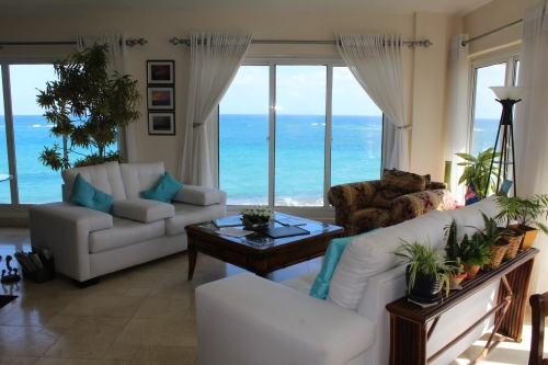 #6 Luxury Cabarete Beachfront Penthouse