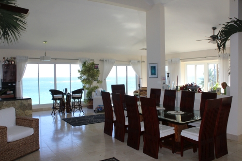 #3 Luxury Cabarete Beachfront Penthouse