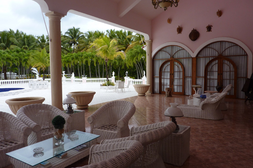 #0 Hugh Mansion with magnificent tropical garden Cabarete