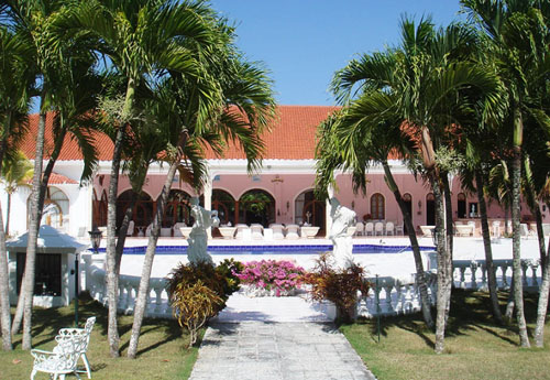 #4 Hugh Mansion with magnificent tropical garden Cabarete