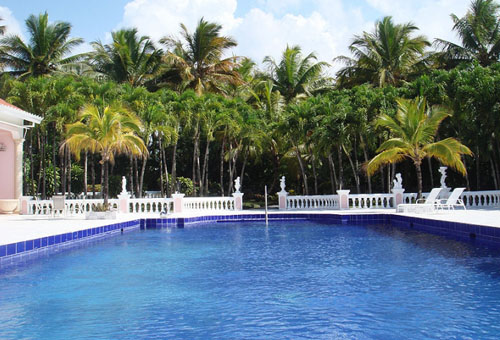 #7 Hugh Mansion with magnificent tropical garden Cabarete