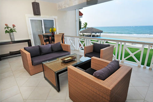 #7 Luxury Beachfront Vacation Condo in Cabarete