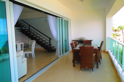 #2 Five bedroom two level luxury penthouse right on the beach - Sosua Vacation Rentals