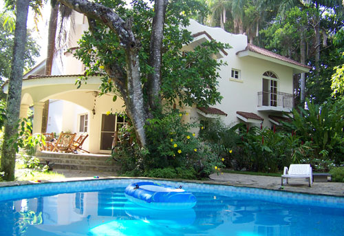 #8 Family villa in quiet location close to the beach