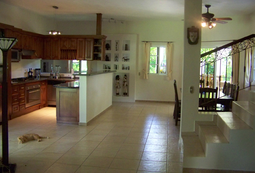 #4 Family villa in quiet location close to the beach