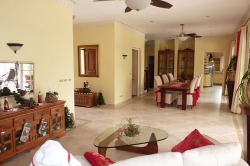 #7 Superb luxury villa in second line beach