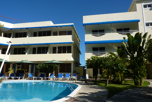 #3 City Hotel with 40 Rooms in Sosua