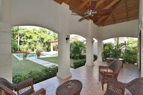 #7 Gorgeous 6 bedroom Villa inside beachfront community