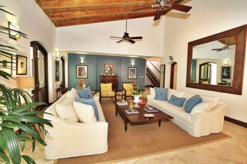 #4 Gorgeous 6 bedroom Villa inside beachfront community