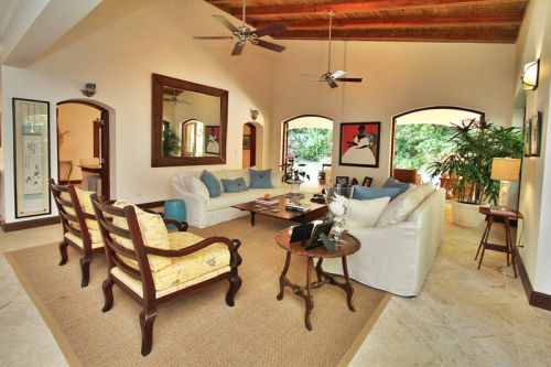 #3 Gorgeous 6 bedroom Villa inside beachfront community