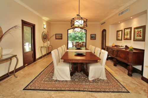 #2 Gorgeous 6 bedroom Villa inside beachfront community