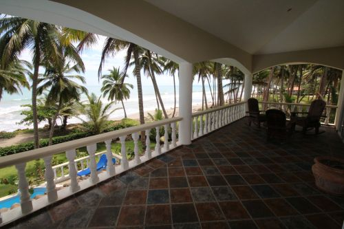 #7 Beautiful Beachfront Villa Cabarete Area