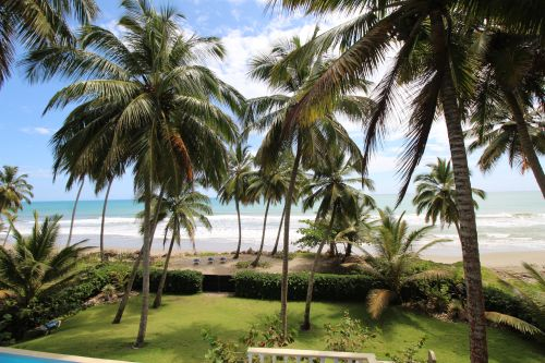 #4 Beautiful Beachfront Villa Cabarete Area