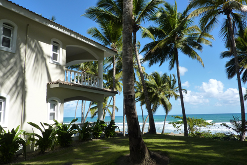 #1 Beautiful Beachfront Villa Cabarete Area