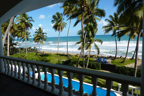 #9 Beautiful Beachfront Villa Cabarete Area